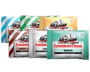 FISHERMANS FRIEND PASTILLAS MENTOL ALIVIAR DOLORES 120 U VARIETY